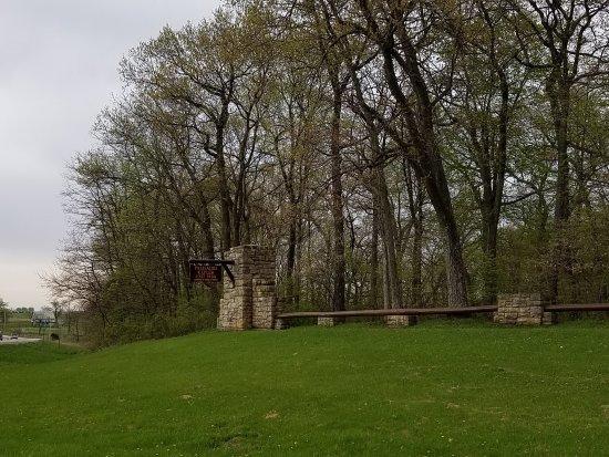 Mount Vernon, Айова: entrance