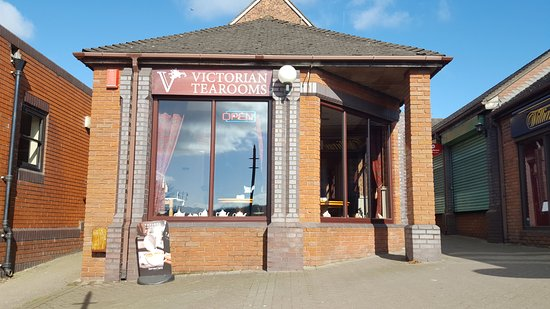 Cheadle, UK: Victorian Tearooms