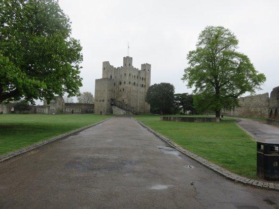 Zdjęcie Rochester Castle