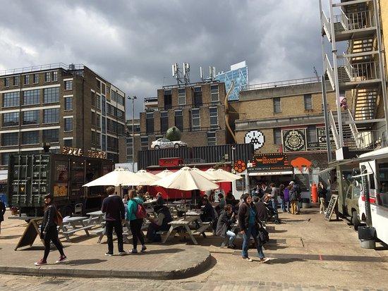 Photo of Market Brick Lane Market at 91 Brick Ln, Spitalfields and Banglatown E1 6QL, United Kingdom