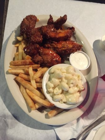 Murfreesboro, TN: chicken tenders with mac n cheese