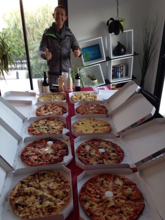 photo de pizza chez cathy six fours les plages tripadvisor. Black Bedroom Furniture Sets. Home Design Ideas