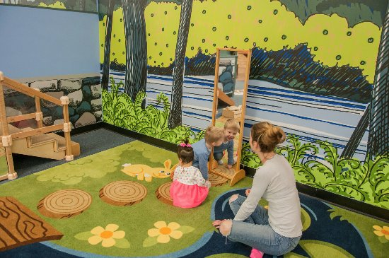 Niantic, CT: Our Toddler Play Area is perfect for children 3 and under.