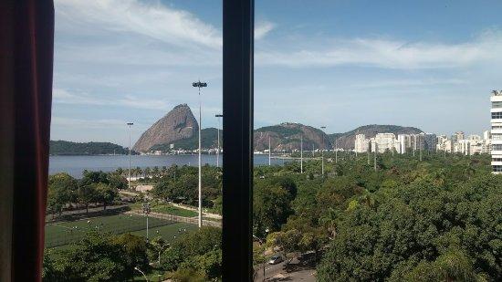 Hotel Novo Mundo: Vista do 804. simplesmente perfeita.