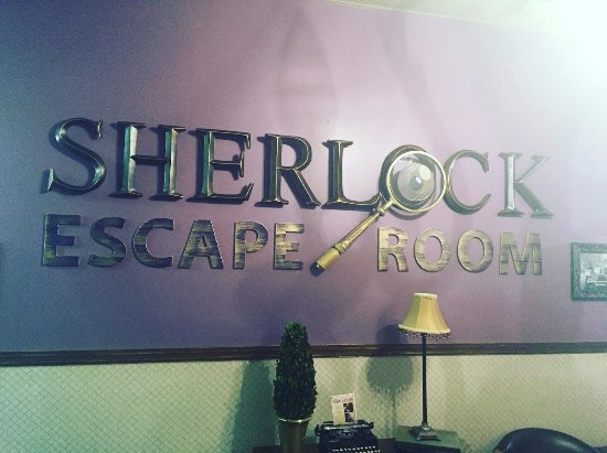 Sherlock Escape Room
