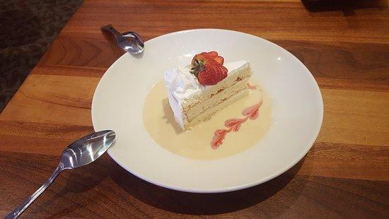 Katy, Teksas: Now, for dessert