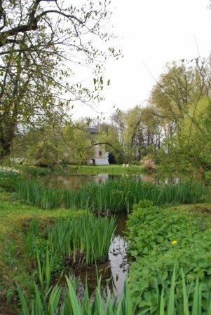 Caslav, República Tcheca: View to the swimming pond
