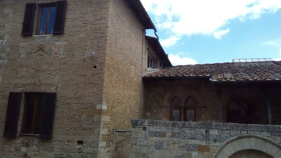 Castel San Gimignano, อิตาลี: Vista dalla camera