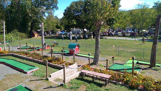 East Stroudsburg, بنسيلفانيا: Mini Golf
