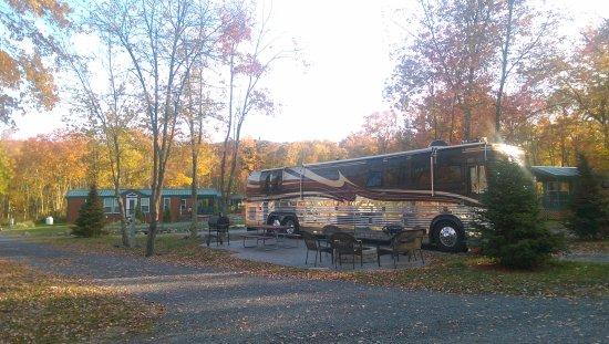 East Stroudsburg, بنسيلفانيا: Autumn in the Poconos 