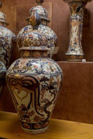 Museu Nacional de Arte Antiga: A ceramic piece