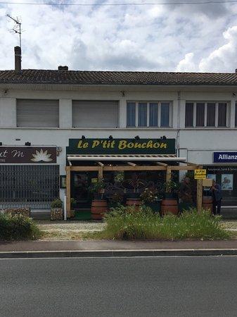 Villenave D'ornon, Франция: Le P'tit Bouchon