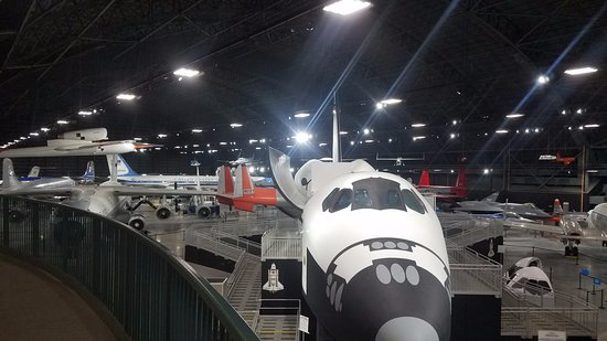 Petersburg, KY: Space shuttle