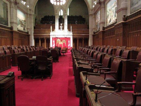 Ottawa, Canadá: Cabinet