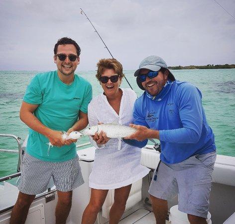 Southern Cross Club: Bone Fishing