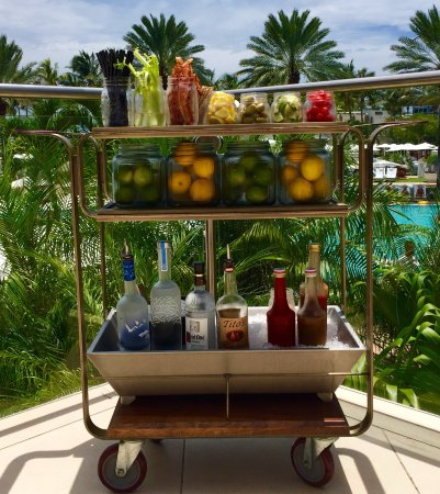 Vida Miami Beach Oceanfront Restaurant Reviews Phone