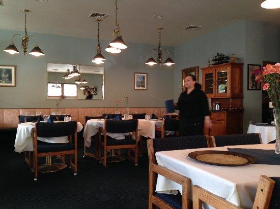 Edmonds, واشنطن: Inside the restaurant