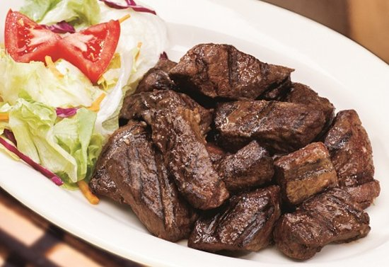 Warner Robins, GA: Steak Tips are a customer favorite.