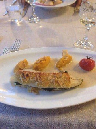 Hostellerie du Chateau d'As: The hotel has an excellent restaurant