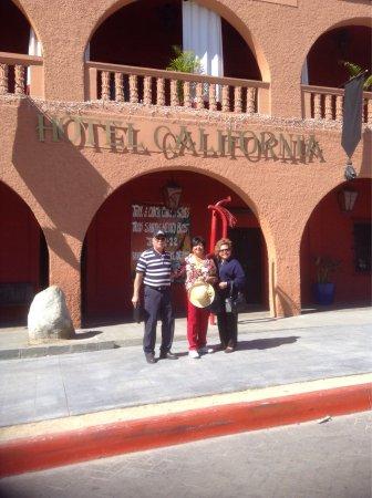 Hotel California: Un hotel precioso en un pueblo mágico un hotel muy visitado por turismo norteamericano gracias a