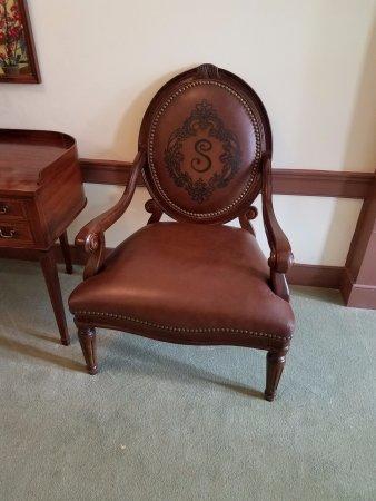ปรินเซสแอนน์, แมรี่แลนด์: Lobby chair