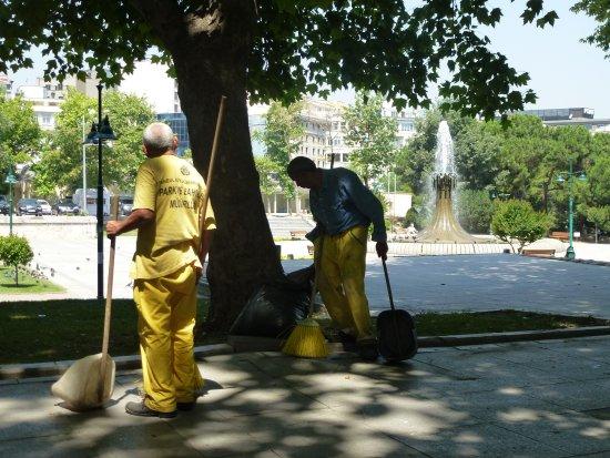 Photo of Park Taksim Gezi Parkı at Istanbul, Beyoğlu 34437, Turkey