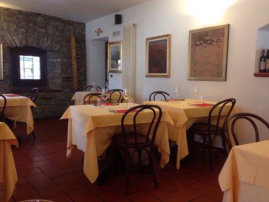 Valsavarenche, Italy: Buon cibo