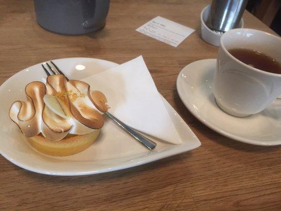 Kongens Lyngby, Danmark: Citrontærte