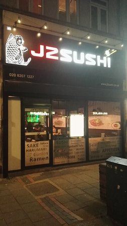 Borehamwood, UK: J2 Sushi