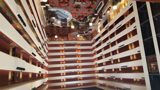 University Plaza Hotel and Convention Center: 20161101_172908_large.jpg