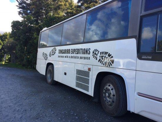 Tongariro National Park, Νέα Ζηλανδία: Expedição...