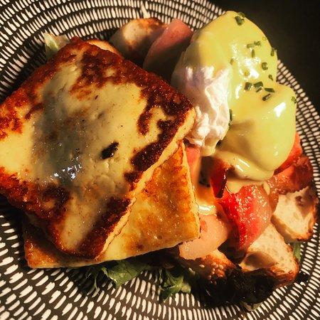 Brunswick Heads, Australia: Slow Cooked Ocky~ Easter Cronuts~ Brekkies~ Potato Ravioli ❤️