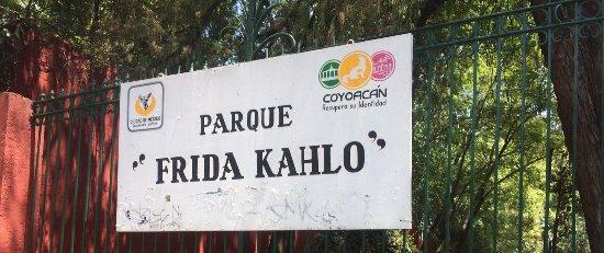 Parque Frida Kalho