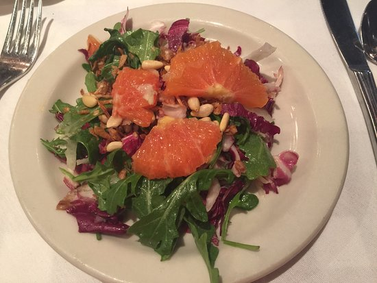 Columbia, MD: Salad was different & fresh