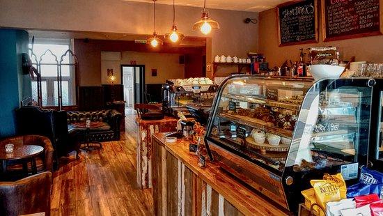 Boheme Coffee Lounge: Warm, cosy and eccentric.