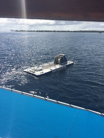 Victoria Beachcomber Resort & Spa: Submarine