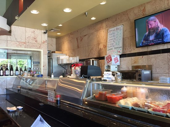 Antioch, Καλιφόρνια: Kanpai Sushi
