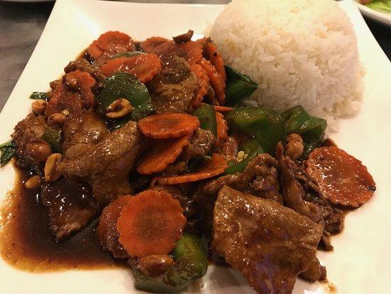 วอคิซอ, วิสคอนซิน: Kung Pao Beef