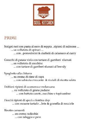 Soul Kitchen Crema