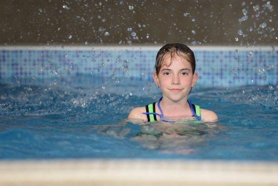 Hissarya, Bulgaria: Indoor pool for children, Augusta SPA Hotel