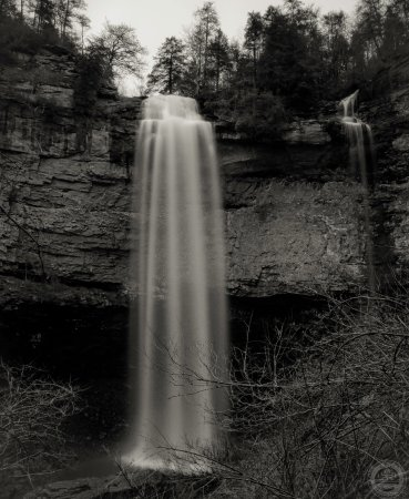 Spencer, TN: Fall Creek Falls bottom