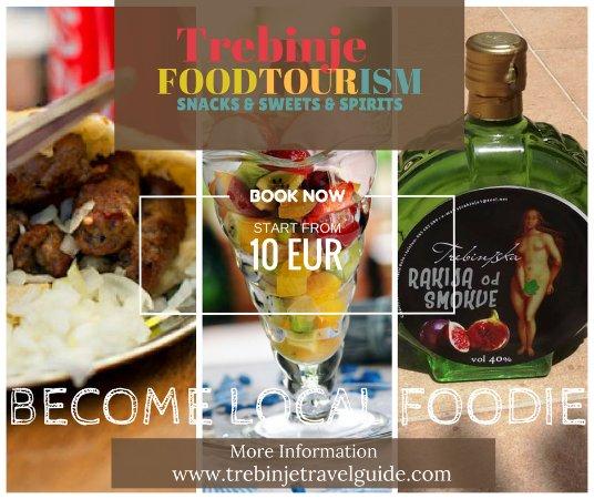 Captravelin - Traveler's Best Friend: Trebinje food tour - become local foodie