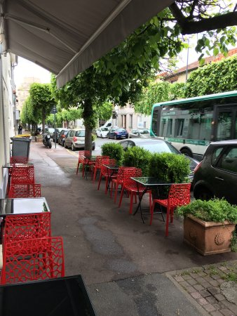 Vanves, Francia: Nouvelle terrasse !