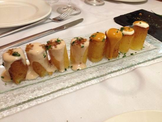 Restaurante can pipa en granollers con cocina mediterr nea - Wok 4 cocinas granollers ...