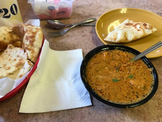 butter chicken - Picture of Jay Bros Taste of India ...