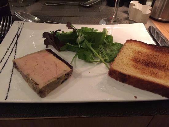 foie gras terrine picture of l 39 affable cannes tripadvisor. Black Bedroom Furniture Sets. Home Design Ideas