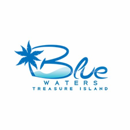 Blue Waters Treasure Island-bild