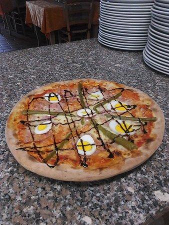 Casale sul Sile, Italy: Pancetta asparagi uovo sodo e glassa !!! Una goduria 😊😊