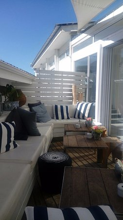 Kalk Bay, South Africa: Zona relax