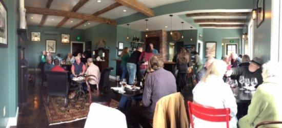 Junction City, Oregón: Full house!
